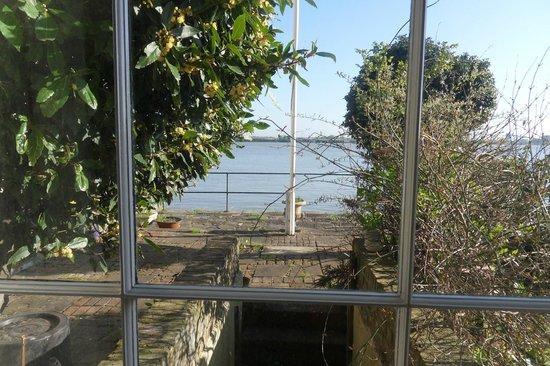 Thames House: vue de la chambre