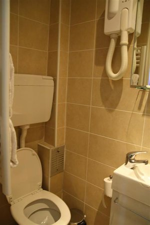 Residence Blanche: toilet