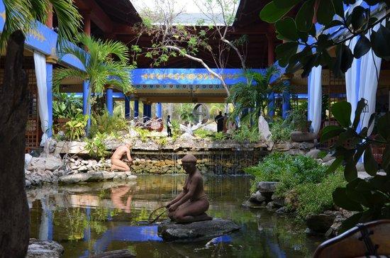 Paradisus Rio de Oro Resort & Spa: Lobby