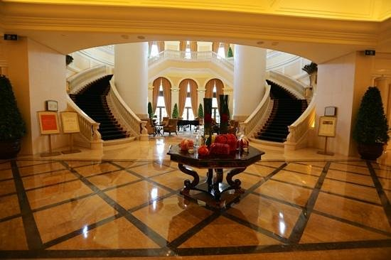 Four Seasons Hotel Macau, Cotai Strip: Add a caption