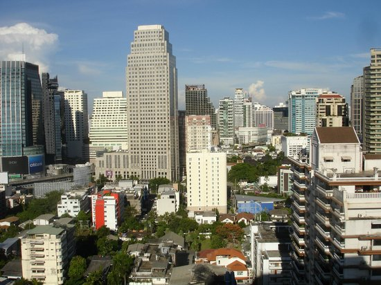 Centre Point Sukhumvit 10: View from 29th floor 1 bedroom executive suite