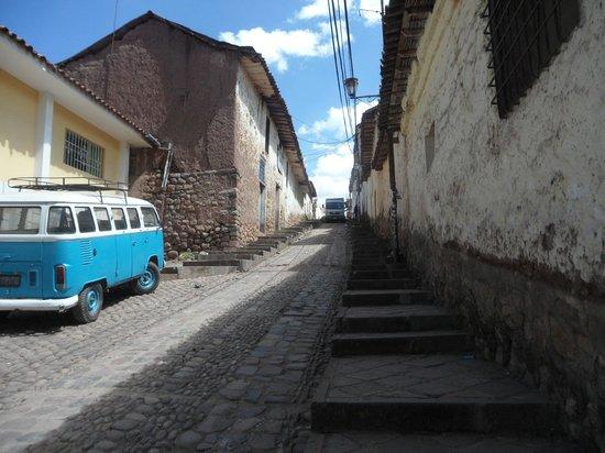 El Balcón: Calle Tambo de Montero