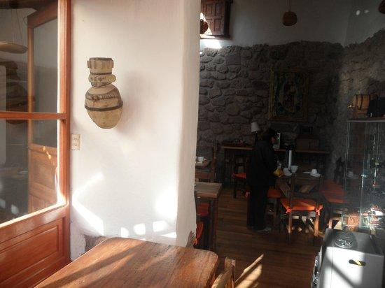 El Balcón: Comedor