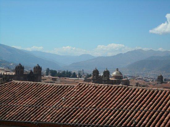 El Balcon: Vista