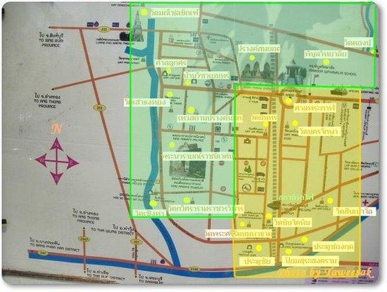 Lopburi Thailand Map.Palace In Lopburi Thailand Picture Of King Narai S Lopburi Palace