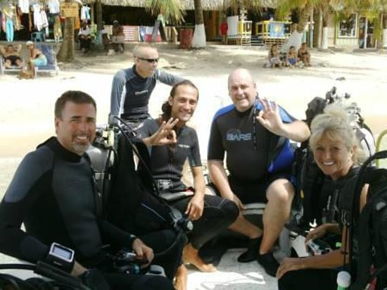 Island Diving Center: Another great dive!