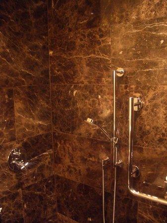 Hotel Lamee: Mamor in d. Dusche