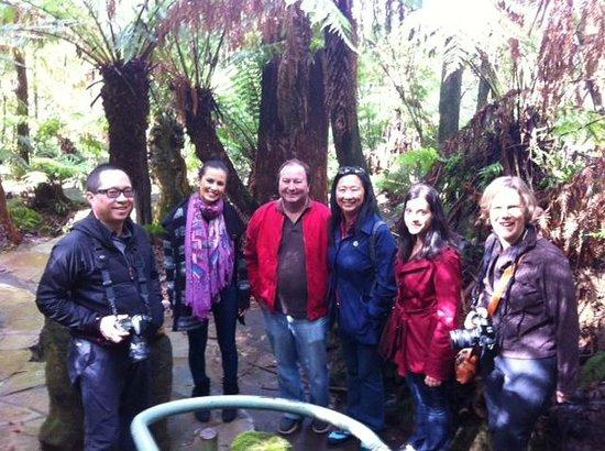 William Ricketts Sanctuary Mt Dandenong  Picture Of Private Tours Victoria