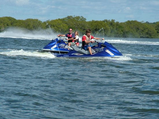 Caloundra Jet Ski: A great bonding experience