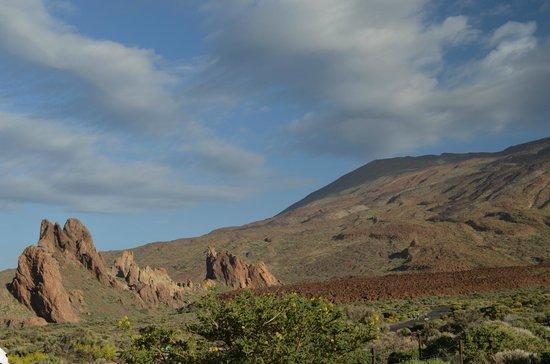 Parador de Canadas del Teide: l endroit de l hotel