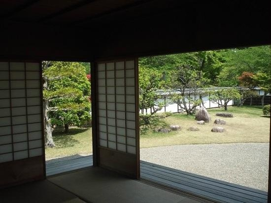 Hikone Castle Museum: 藩主の御亭(おちん)