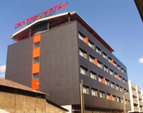 Central Hotel Tana : extérieur Central Hôtel Tana