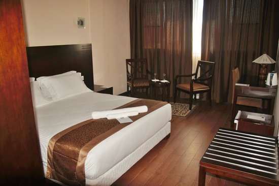 Central Hotel Tana: chambre double
