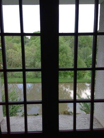 Domaine De Varenne: vue de la chambre