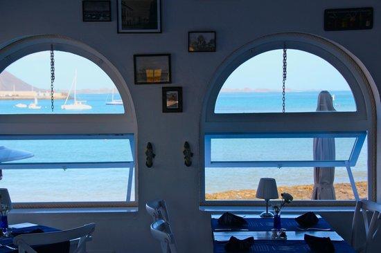 Rompeolas Restaurante - Fuerteventura -: Rompeolas Restaurant View