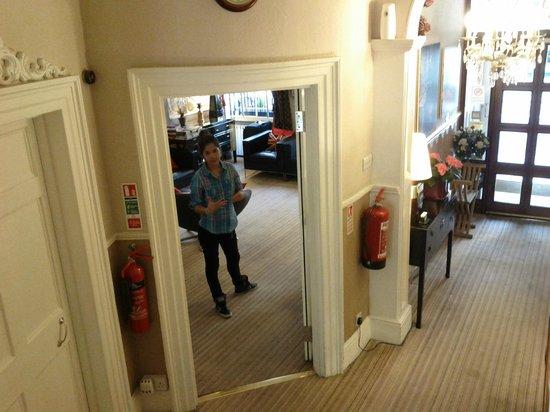 Arosfa Hotel: Hall d'entrée