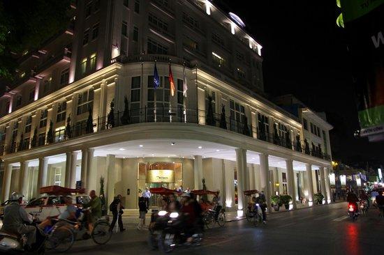 Hotel de l'Opera Hanoi - MGallery Collection: Façade de l'Hôtel