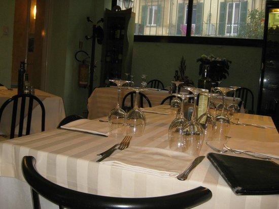 Ristorante Roma da Marcellini: Restaurant interior