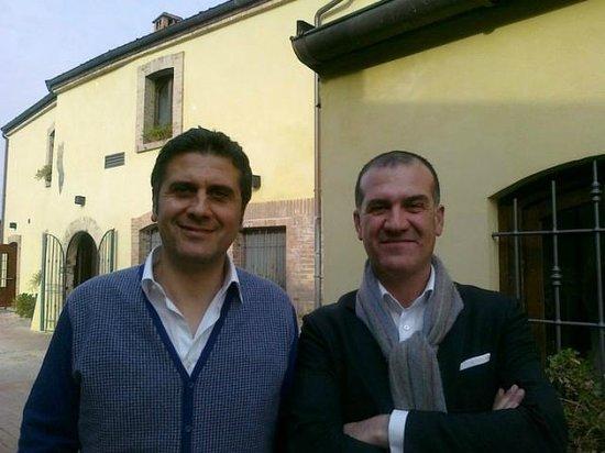 Капаччио, Италия: Fratelli Antonio e Raffaele Chiacchero
