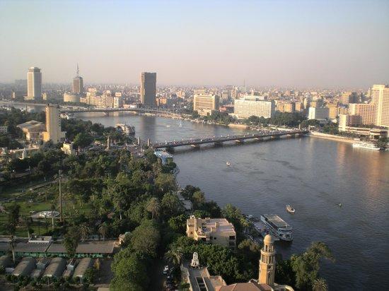 Sofitel Cairo El Gezirah: meraviglioso panorama dalla camera !