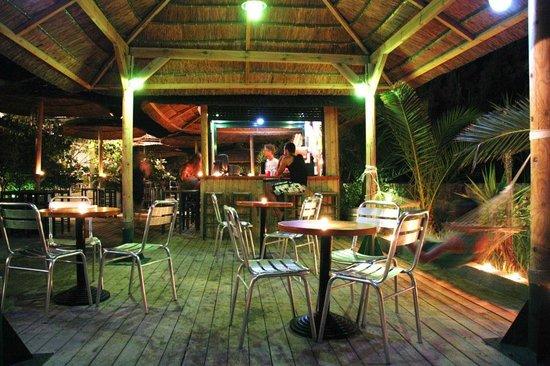 Simos Camping: Simos Bar