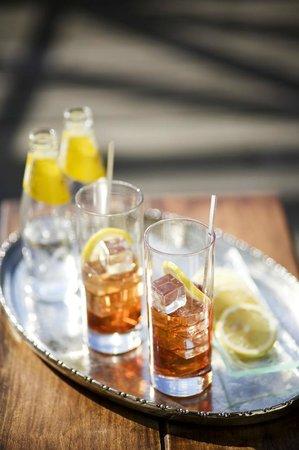Toftaholm Herrgard Hotel: A drink?