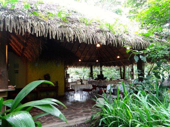 Hacienda La Isla Lodge: Restaurant van Hacienda La Isla