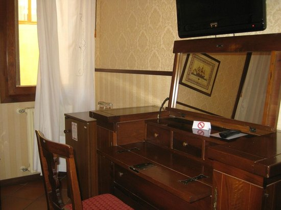 A La Locanda di Orsaria: Room detail