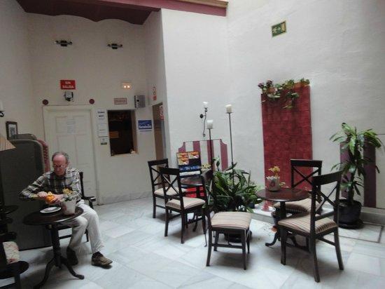 Callejon del Agua : foyer
