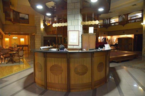 Dona Gracia Hotel: Reception