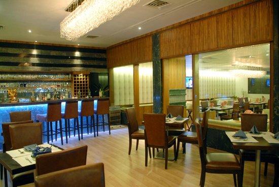 Bistro Bar at Amarpreet Hotel