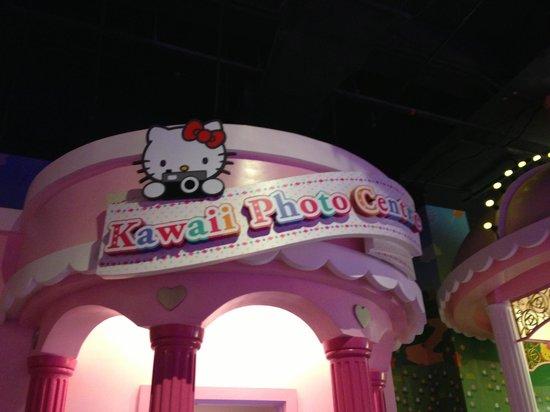 Sanrio Hello Kitty Town : Photographs collection center