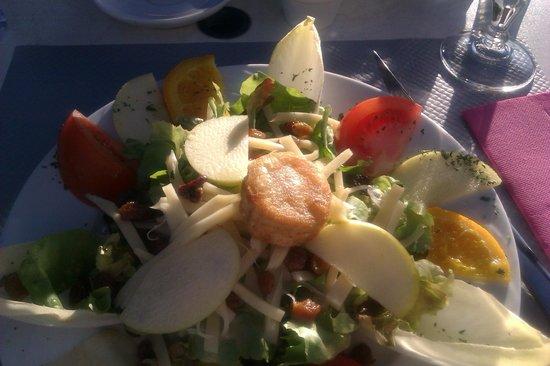 La Garance: Salade végétarienne