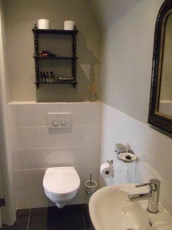 Bed & Breakfast Diemerbrug: Badkamer
