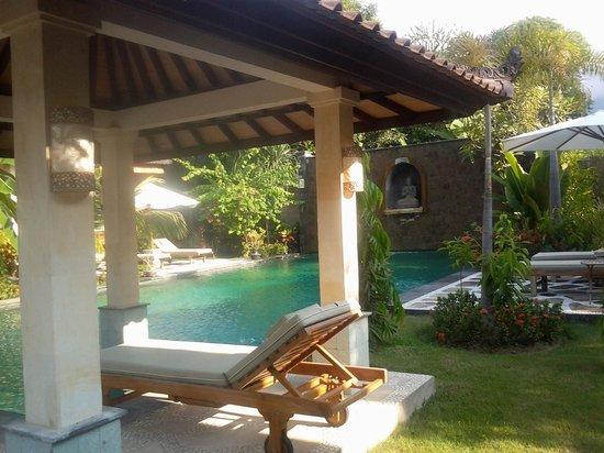 Golden Buddha Cottages : perfect garden