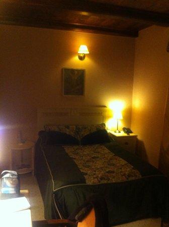 Hotel Rubinstein : Comfortable bed