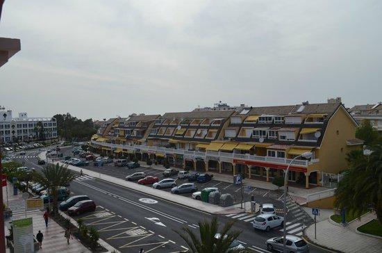 Marola Park : vue de l hotel cote rue