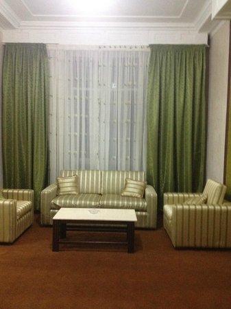 Cairo kingdom Hotel: suite
