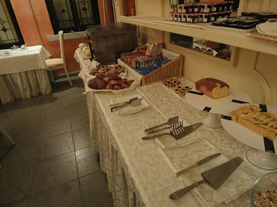 Hotel Locanda Vivaldi - Breakfast Room Selection