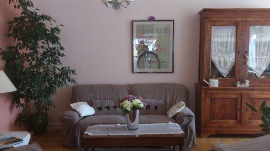 Hotel Le Castellan : Salle petit-déjeuner