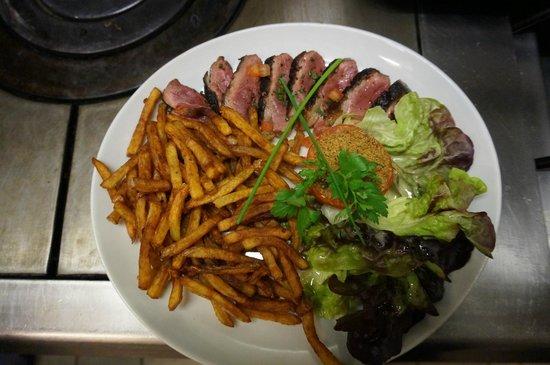 Restaurant Toulouse Bistrot De L  Ef Bf Bdtoile