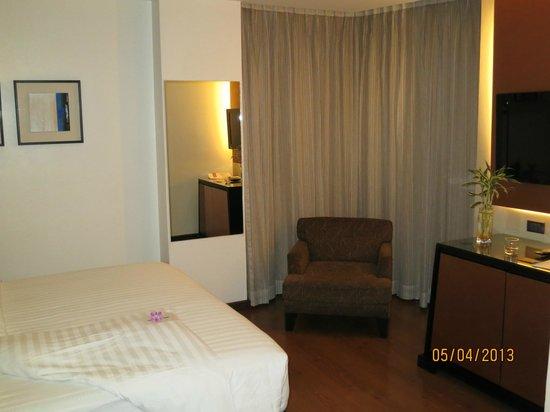 SilQ Bangkok : Room 801