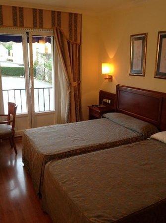 Villa de Gijon: habitación doble estandar