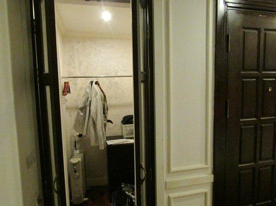 Hanoi Boutique Hotel & Spa: The room