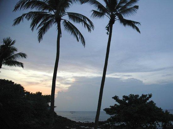 Kamala Beach Estate: The sea view