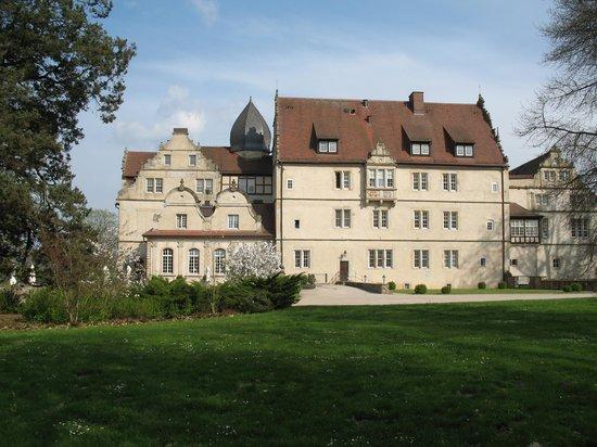 Schlosshotel Munchhausen : A view of the hotel