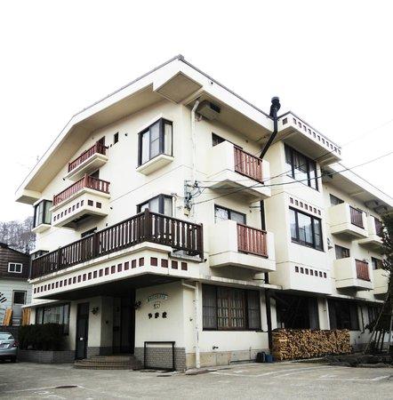 Morino Chiisana Hotel Yamaki: Exterior