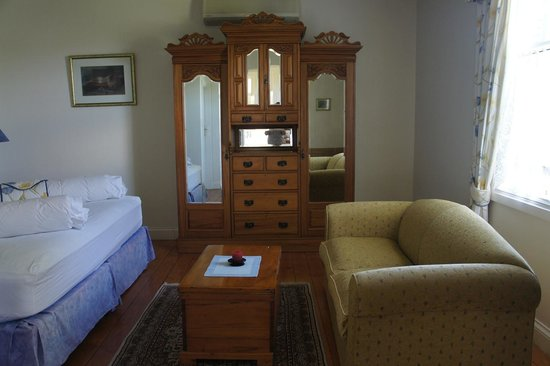 Altes Landhaus Country Lodge: Our Bedroom #1