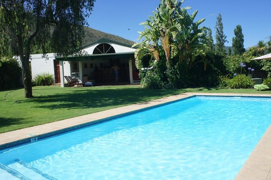 Altes Landhaus Country Lodge: The Pool