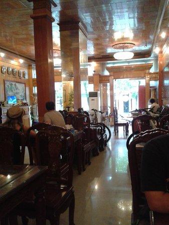 Hanoi Style Hotel: Lobby